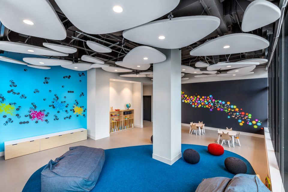 Children's Playroom_Photo by Max Touhey